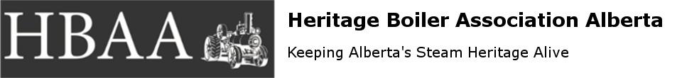 Heritage Boiler Association Alberta